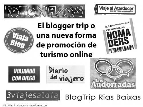 El blogger trip o una nueva forma de promoción de turismo online