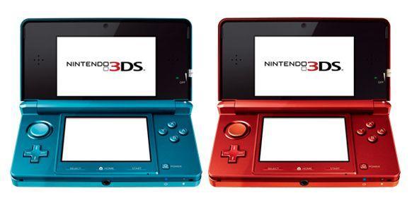 Anunciados los juegos que tendrá Nintendo 3DS el día de su lanzamiento