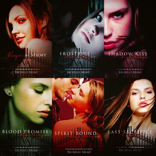 Vampire Academy 4: Blood promise - Richelle Mead