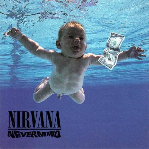 """Nevermind"" de Nirvana"
