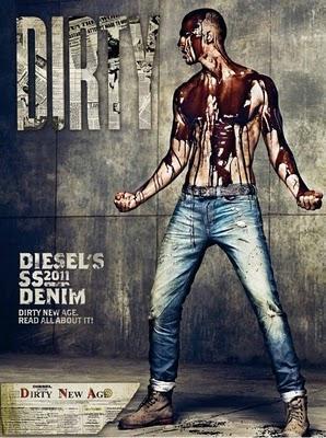 Diesel: Denim S/S 0.11