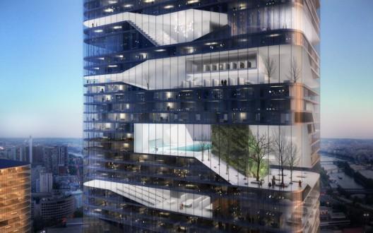 Torre Grenelle / Atelier Zündel & Cristea