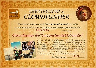Yo también soy Clownfunder