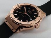 Hublot classic Rose Super Gold automático