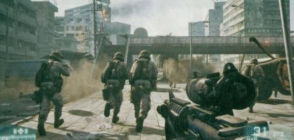Primeras imágenes de Battlefield 3