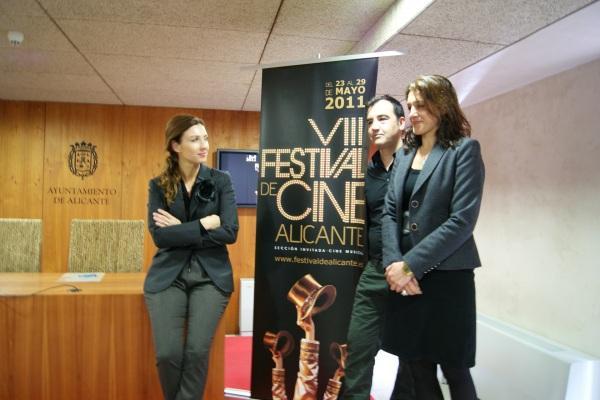 El Festival de Cine de Alicante incorpora en su VIII edición una Sección Oficial de largometrajes