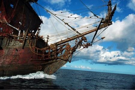Más Piratas del Caribe