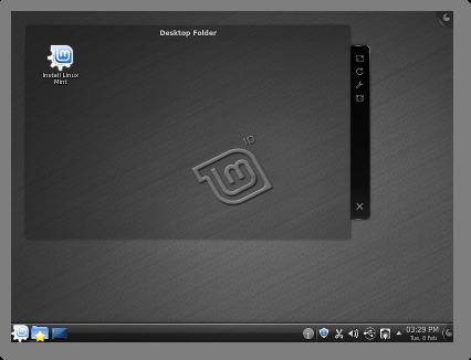Linux Mint 10 KDE RC disponible