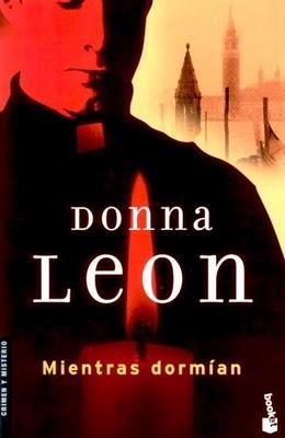 Donna Leon - Mientras Dormían