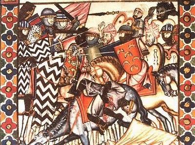 Dinamismo cristiano y retroceso musulmán: el cambio de tornas en el siglo XI
