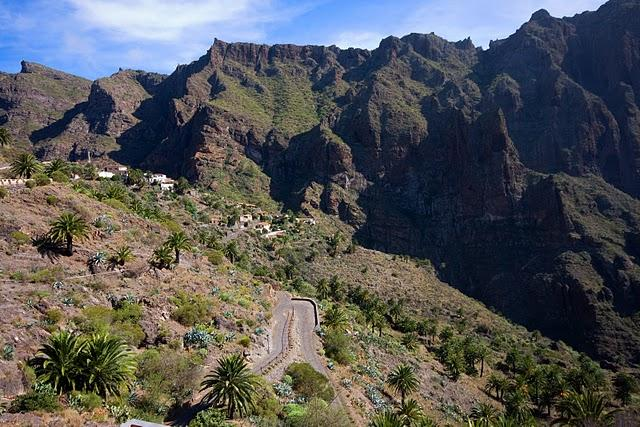 Caserío de Masca Tenerife