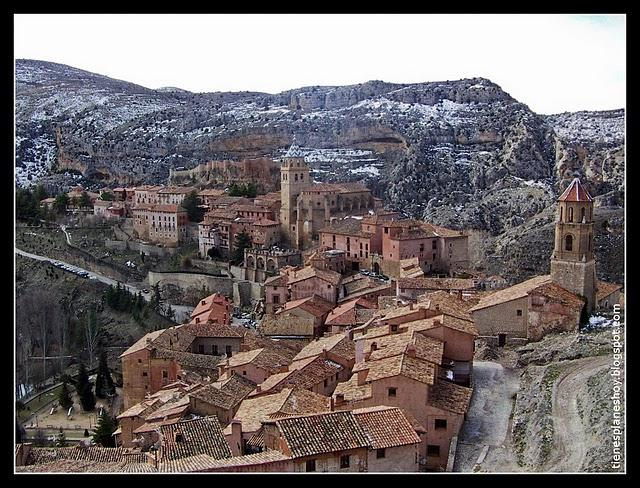 Vista de Albarracín