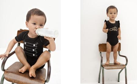 IKKS apuesta por el rock en su moda bebé