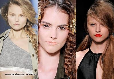Moda y Tendencia 2011 en Peinados.Diez peinados express!