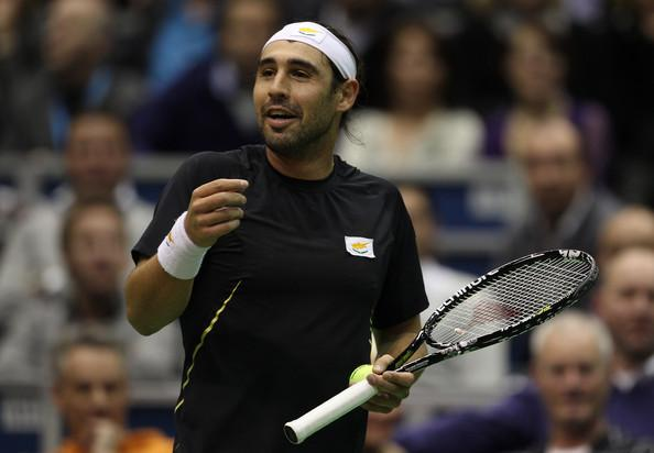 ATP 500 Rotterdam: Baghdatis bajó a Murray en Holanda