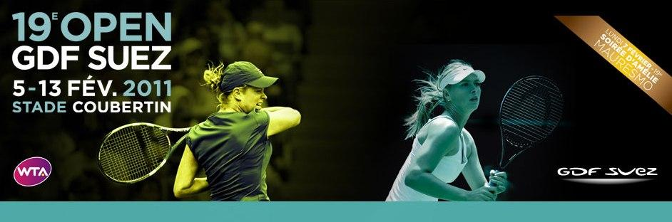 WTA de París: Clijsters ganó, y Sharapova debutará mañana