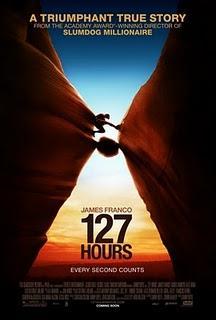 127 Hours, la estupidez humana no tiene límites, el espíritu de superación tampoco