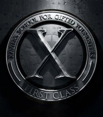 Nueva foto y logo como adelanto del trailer de 'X-Men: First Class'