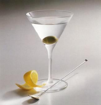 Cocktail: Dry Martini