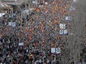Contra apoyo victimas terrorismo miles personas manifiestan Madrid.