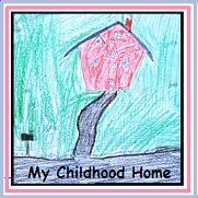 La casa de mi infancia