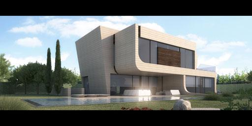Proyecto residencial en Gijón