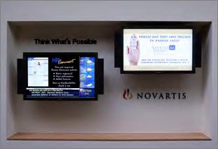 Novartis aplica el DS a su cumunicación corporativa