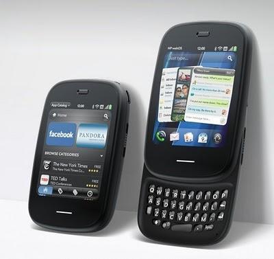 HP Veer y Pre3, los nuevo móviles con WebOS