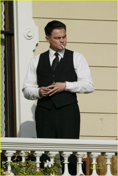 Primeras imágenes de Leonardo DiCaprio como J.Edgar