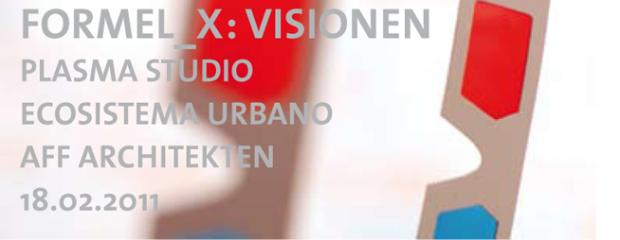 ecosistema urbano lecturing in Berlin. Closing event FORMULA_X DAZ-Berlin
