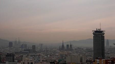 Smog, anticiclones y políticas públicas en Barcelona