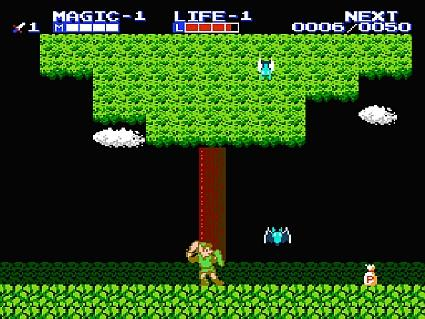 Zelda II: The Adventure of Link (1987)