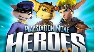 Nuevo vídeo de PlayStation Move Héroes
