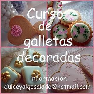Curso galletas decoradas en asturias paperblog - Cursos cocina asturias ...