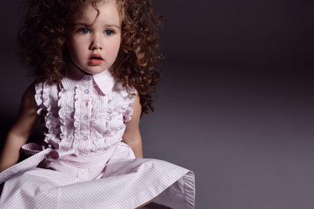 Trussardi, urban style para bebés y niños