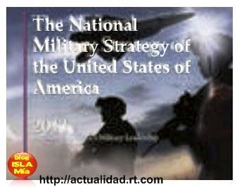 Publicada la nueva estrategia de Seguridad Nacional de EEUU