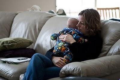 ¿Eres una mamá introvertida?