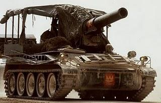 Bombardeo artillero