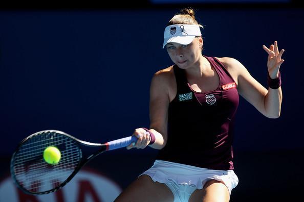 WTA de Pattaya City: Zvonareva está en cuartos