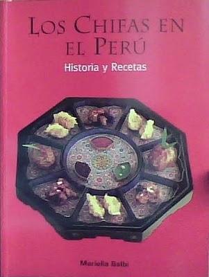 LOS CHIFAS EN EL PERÚ - DE MARIELLA BALBI