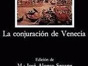 conjuración Venecia', Francisco Martínez Rosa