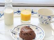 Mugcake plátano, chocolate crema cacahuete