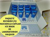Paquete Recibido (4): Mascarilla Capilar Hair Mask Total Repair Laboratorios Valquer