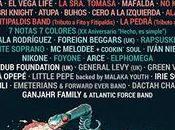 Viña Rock 2017: Pegatina, Mala Rodríguez, Boikot, Asian Foundation, Tierra Santa, Servium, Obús...