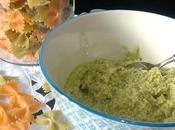 Pesto cilantro nueces