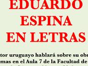 Eduardo Espina Letras
