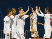 Crónica Dinamo Zagreb Sevilla