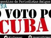 Firmas contra bloqueo Cuba