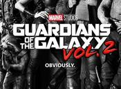 Primer teaser GUARDIANES GALAXIA VOl.