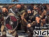 Novedades desde Frostgrave Forgotten Pacts Bárbaros